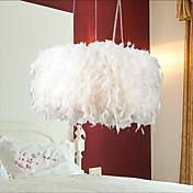 コンテンポラリー シャンデリア 用途 リビングルーム ベッドルーム 浴室 ダイニングルーム 研究室/オフィス 電球無し