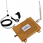 nueva GSM WCDMA 900 / 2100mhz kit de antena de la señal del teléfono celular de banda dual de refuerzo