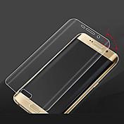 スクリーンプロテクター Samsung Galaxy のために S6 edge 強化ガラス スクリーンプロテクター ハイディフィニション(HD)