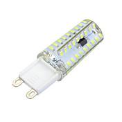 600-700 lm G9 Luces LED de Doble Pin Luces Empotradas 72 leds SMD 3014 Regulable Decorativa Blanco Cálido Blanco Fresco AC 220-240V