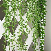 プラスチック 植物 人工花