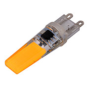 G9 Luminárias de LED  Duplo-Pin T 2 leds COB Decorativa Branco Quente Branco Frio 500-700lm 2800-3200/6000-6500K AC 220-240V