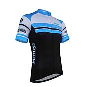 XINTOWN Maillot de Ciclismo con Shorts Hombre Manga Corta Bicicleta Shorts/Malla corta Camiseta/Maillot Sets de Prendas Secado rápido