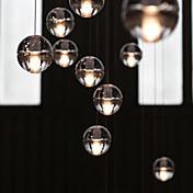 Tiffany Rústico/Campestre Vintage Moderno/Contemporáneo Tradicional/Clásico Retro Farol Campestre Lámparas Colgantes Para Sala de estar