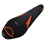 寝袋 マミー型 -25 °C グースダウン 保温 防水 215X80 キャンピング Beckles シングル 幅150 x 長さ200cm
