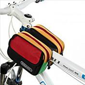 ROSWHEEL® Bolsa para Bicicleta 5LLBolsa para Cuadro de Bici Impermeable / A prueba de lluvia / A Prueba de Golpes / Listo para vestir