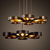 Retro Lámparas Colgantes Para Sala de estar Dormitorio Baño Cocina Comedor Habitación de estudio/Oficina Habitación de Niños Vestíbulo