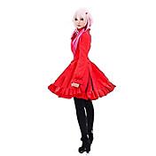に触発さ ギルティクラウン Inori Yuzuriha アニメ系 コスプレ衣装 ドレス ソリッド ドレス 用途 女性用