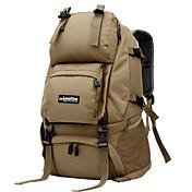 40 L Mochilas para Laptops Mochilas de Senderismo Bolsa de Viaje Organizador de Viaje mochila Paquetes de Mochilas de CampingCaza Pesca