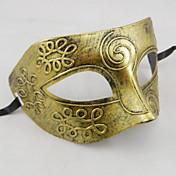 ハロウィン用マスク 仮面舞踏会用マスク おもちゃ ホラーテーマ 古代ローマの剣闘士 1 小品 マスカレード Halloween ギフト