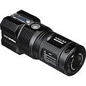 TM26 Linternas LED LED 3000 lm 5 Modo Cree XM-L T6 con cargador Recargable Regulable Impermeable Tamaño Compacto Super Ligero con trípode