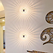 Moderno/Contemporáneo Para Interior Luz de pared 110-120V 220-240V 40W