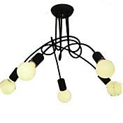 Moderno/Contemporáneo Lámparas Araña Para Sala de estar Dormitorio Comedor Bombilla no incluida