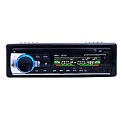 ダッシュFM AUX入力レシーバーのUSBディスク、SDカード内のハンズフリー多機能autoradioカーラジオのBluetoothオーディオステレオ