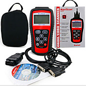 MS509 OBD2スキャナコードリーダmaxiscan車両検出器の故障診断装置