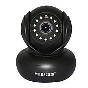WANSCAM 1.0 MP 屋内 with デイナイト プライム デイナイト モーション検出 リモートアクセス プラグアンドプレイ) IP Camera