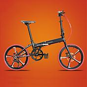 Bicicleta de Montaña Ciclismo 7 Velocidad 20 pulgadas Niños unisex / Hombre / De las mujeres Doble Disco de Freno Suspensión por Muelle
