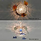 Luces de Techo Cristal LED Mini Estilo Bombilla Incluida 1 pieza