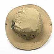Unisex Sombrero para el sol Casual-Todas las Temporadas-Poliéster