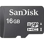 SanDisk 16GB SDカードサポート メモリカード CLASS4