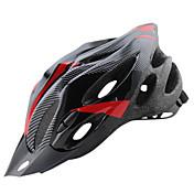 バイクヘルメット 20 通気孔 CE サイクリング 調整可 超軽量(UL) スポーツ PC EPS ロードバイク レクリエーションサイクリング サイクリング / バイク マウンテンバイク