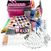 梱包数量ネイルキットネイルアートの装飾タイプスタイルのネイルアートDIYの23sets