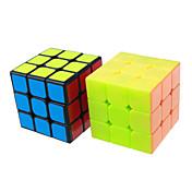 ルービックキューブ YongJun スムーズなスピードキューブ 3*3*3 マジックキューブ 新年 クリスマス こどもの日 ギフト