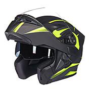 GXT 902 motocicletas coches eléctricos casco abierto anti-niebla de doble lente de la cubierta completa unisex colorido