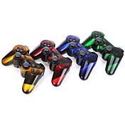 PS3用ワイヤレスデュアルショック6軸ブルートゥースコントローラ(マルチカラー)