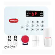 sistemas de alarma 433mhz teléfono aprendizaje de código de casa teléfono 433 MHz