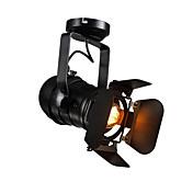 lámpara de techo lámpara industrial de la vendimia sala de estar sala de estar bar tienda de ropa luces spot