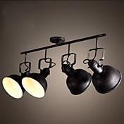 クラシック ミニスタイル スポットライト アンビエントライト 用途 リビングルーム ベッドルーム ダイニングルーム 研究室/オフィス キッズルーム 廊下 ガレージ 110-120V 220-240V 電球無し