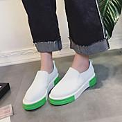 Sra. Los zapatos de fondo pesado 2017 primavera marea versión coreana de los zapatos casuales para ayudar a los zapatos planos de
