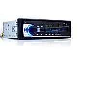Manos libres radio de coche autoradio multifunción estéreo de audio bluetooth en el tablero fm entrada auxiliar tarjeta de usb disco sd