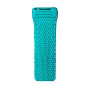 Colchoneta de dormir A Prueba de Humedad Impermeable Portátil Plegable Compresión Nailon Nailon para Senderismo Pesca Playa Camping Viaje