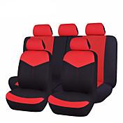 Cubre asientos Doble(cm)Cuero Lavado a Máquina Cómodo