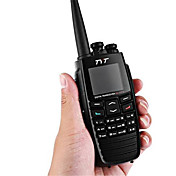 Tyt dm - uvf10 radio digital 5w 256ch vox gps mensaje scrambler talkies digitales bidireccional radio transceptor walkie talkie