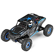 RCカー 12428-B ロッククライミングカー オフロードカー ハイスピード 4WD ドリフトカー 1:12 ブラシ電気 50 KM / H 2.4G