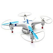 RC Dron CX30s 4 Canales 6 Ejes 2.4G Con Cámara Quadccótero de radiocontrol  A Prueba De Fallos Vuelo Invertido De 360 Grados Acceso En