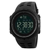 SKMEI Hombre Reloj Deportivo Reloj Militar Reloj de Moda Reloj de Pulsera Reloj creativo único Reloj digital Japonés Digital LED Mando a