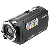andoer® pantalla lcd hd 16mp 16x zoom digital 720p 30fps cámara de video digital dvr cámara de video anti-vibración