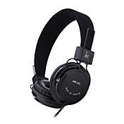 JKR 101 Sobre el oído Cinta Con Cable Auriculares Electroestático Teléfono Móvil Auricular Aislamiento de ruido DE ALTA FIDELIDAD