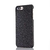 ケースfor iphone 7 7 plus glitter pc protectionバックカバーケースfor iphone 6s 6splus 6 6plus