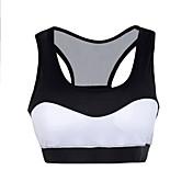 Yoga Ropa Interior/Prenda Interior Tank Tops/Camiseta Secado rápido Transpirabilidad Ligeras Eslático Suavidad Ropa deportiva Yoga