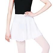 Ballet Mujer Actuación Poliéster 1 Pieza Cintura Alta Faldas
