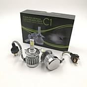 1キットc1 ledヘッドライトキット30w 3000lm ledヘッドライトキットh1 / h3 / h4 / h7 / h8 / h9 / h11 / h13 / h16 / 9005/9006/9012 ip67防水素晴らしい照明パターンledキット