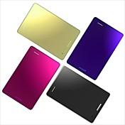 ultra delgada aiek m4 m3 pocket mini slim mobile quad banda gsm tarjeta dual sim