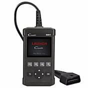lanzamiento creador cr5001 obd2 lector de código leer información del vehículo herramientas de diagnóstico coche diy escáner mismo que