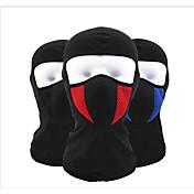 pasamontañas Máscara de protección contra la polución Todas las Temporadas Mantiene abrigado Camping y senderismo Esquí Ejercicio al Aire