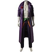 Súper Héroes Burlesques/Payaso Cosplay Disfrace de Cosplay Disfraz Cosplay de películas  Púrpula Camisas Top Pantalones Más Accesorios